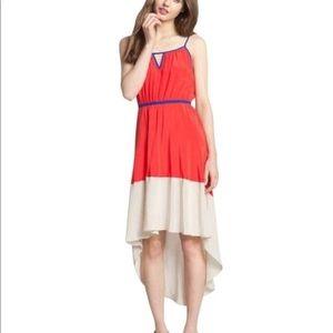 Willow & Clay Hi-Low Maxi Dress